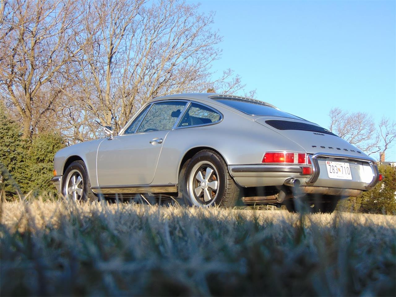 Large Picture of Classic '72 911S - Q22O