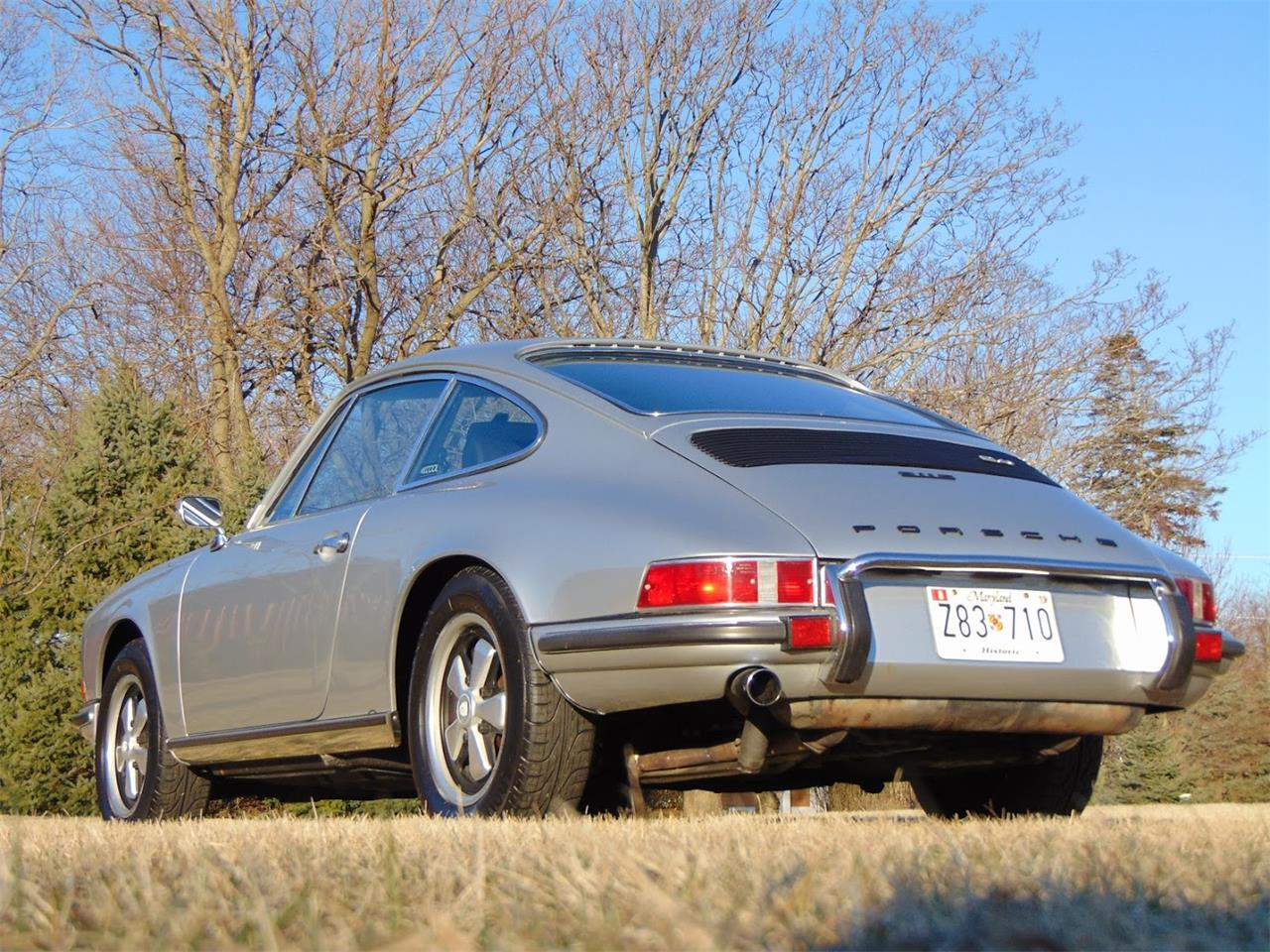 Large Picture of '72 911S located in Neptune New Jersey Auction Vehicle - Q22O
