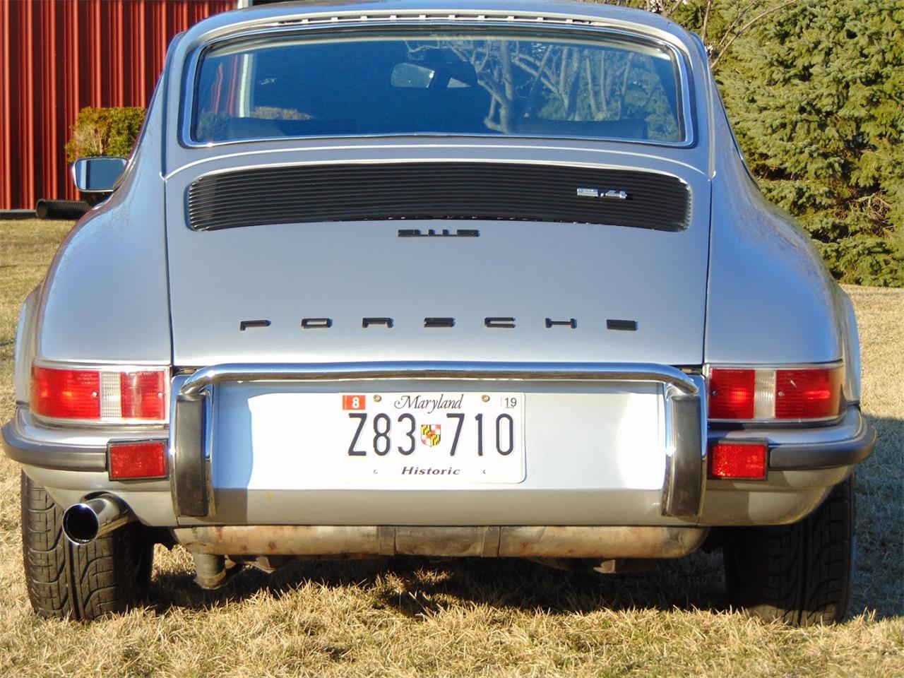 Large Picture of 1972 Porsche 911S located in New Jersey Offered by Bring A Trailer - Q22O
