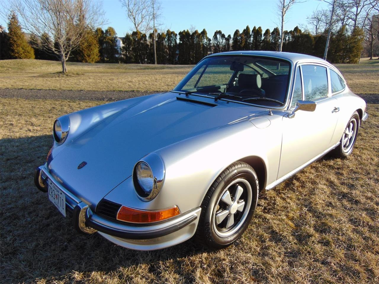 Large Picture of 1972 911S Auction Vehicle - Q22O