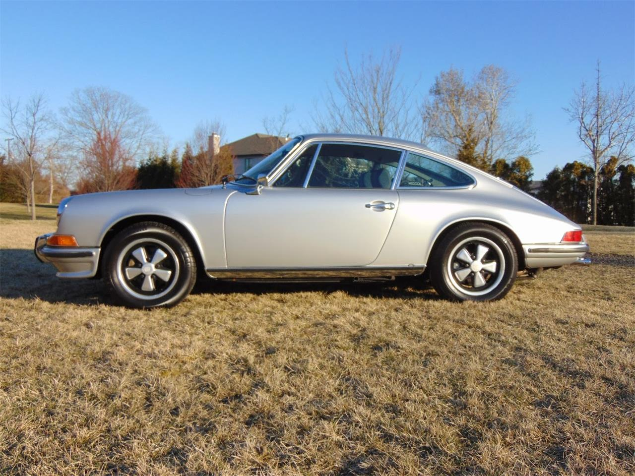 Large Picture of Classic '72 911S located in New Jersey Offered by Bring A Trailer - Q22O