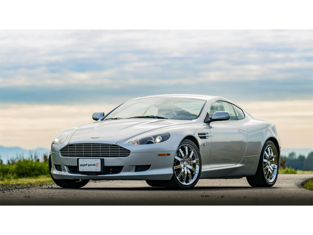 Large Picture of '05 DB9 - Q256