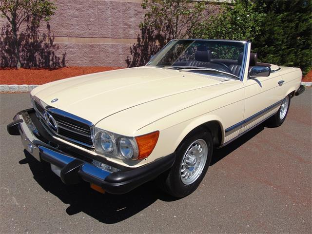 1985 Mercedes Benz 380sl For Sale On Classiccars Com