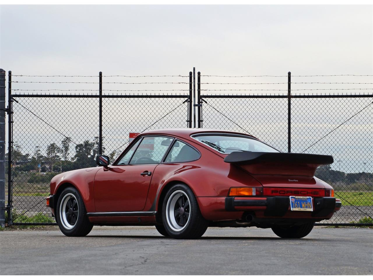 Large Picture of '78 930 Turbo Auction Vehicle Offered by Bring A Trailer - Q25Q