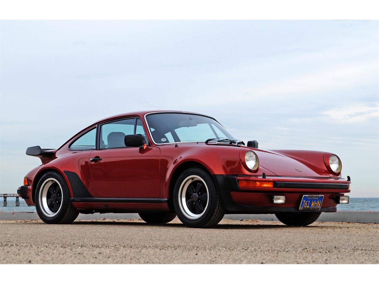 Large Picture of 1978 Porsche 930 Turbo Auction Vehicle Offered by Bring A Trailer - Q25Q