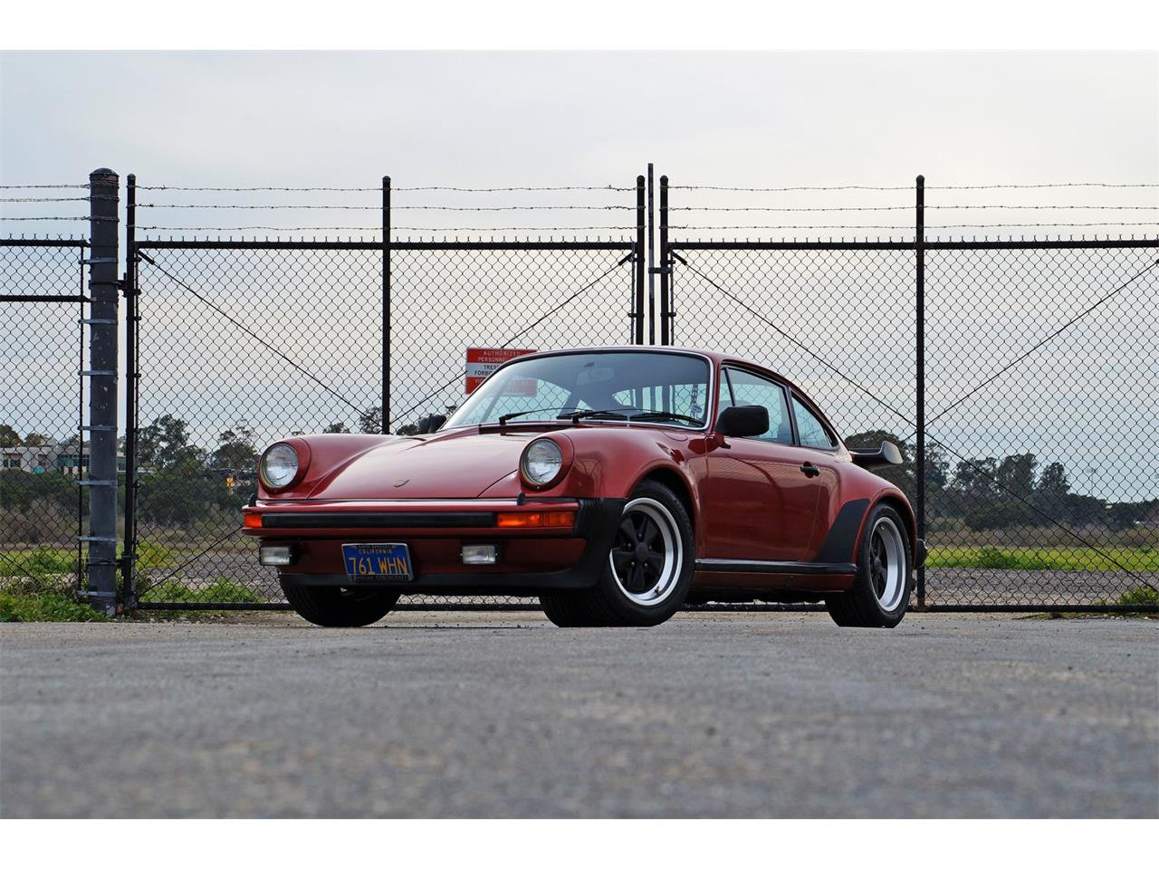 Large Picture of 1978 930 Turbo located in California Auction Vehicle - Q25Q