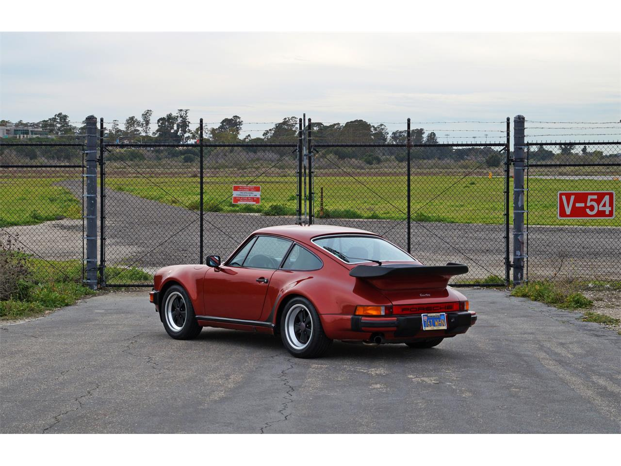 Large Picture of '78 930 Turbo Auction Vehicle - Q25Q