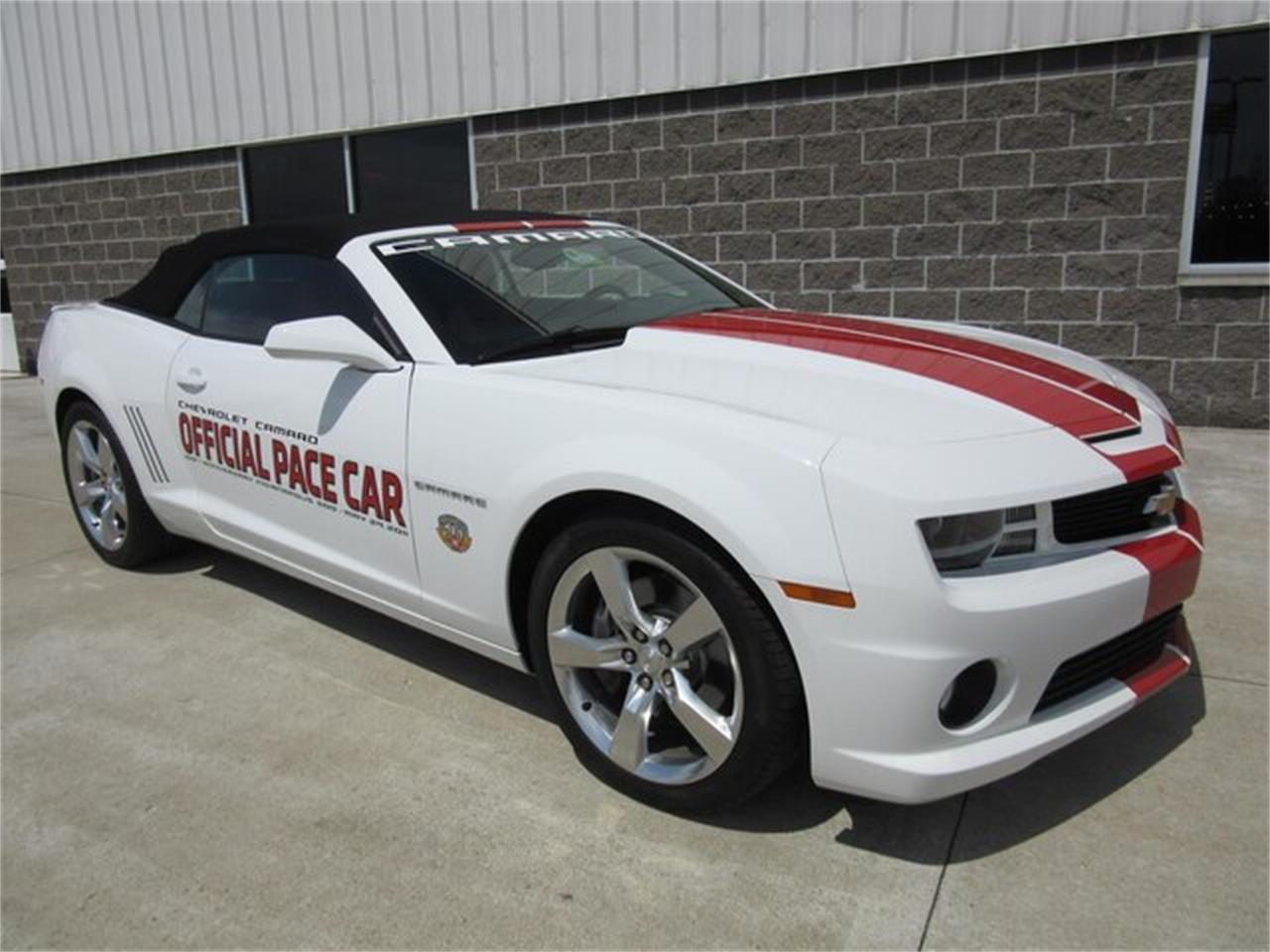 Large Picture of '11 Camaro - PY3E