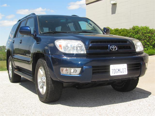 Picture of '05 4Runner - Q26T
