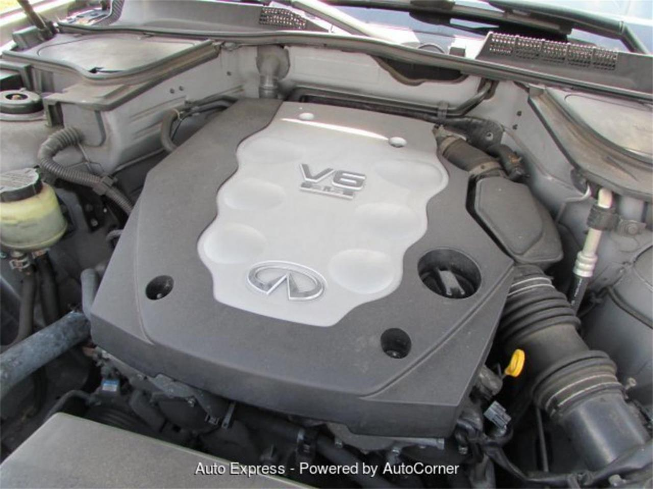Large Picture of '08 Infiniti FX35 - Q27X