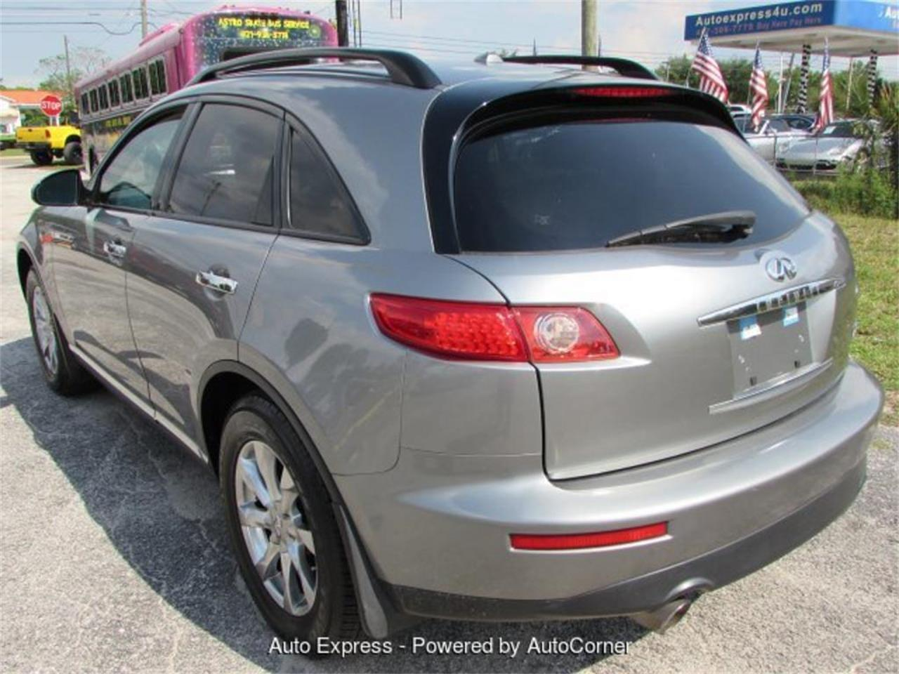 Large Picture of '08 Infiniti FX35 located in Orlando Florida - $9,999.00 Offered by Auto Express - Q27X