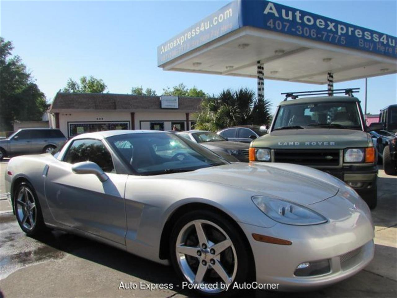 2005 Corvette For Sale >> For Sale 2005 Chevrolet Corvette In Orlando Florida