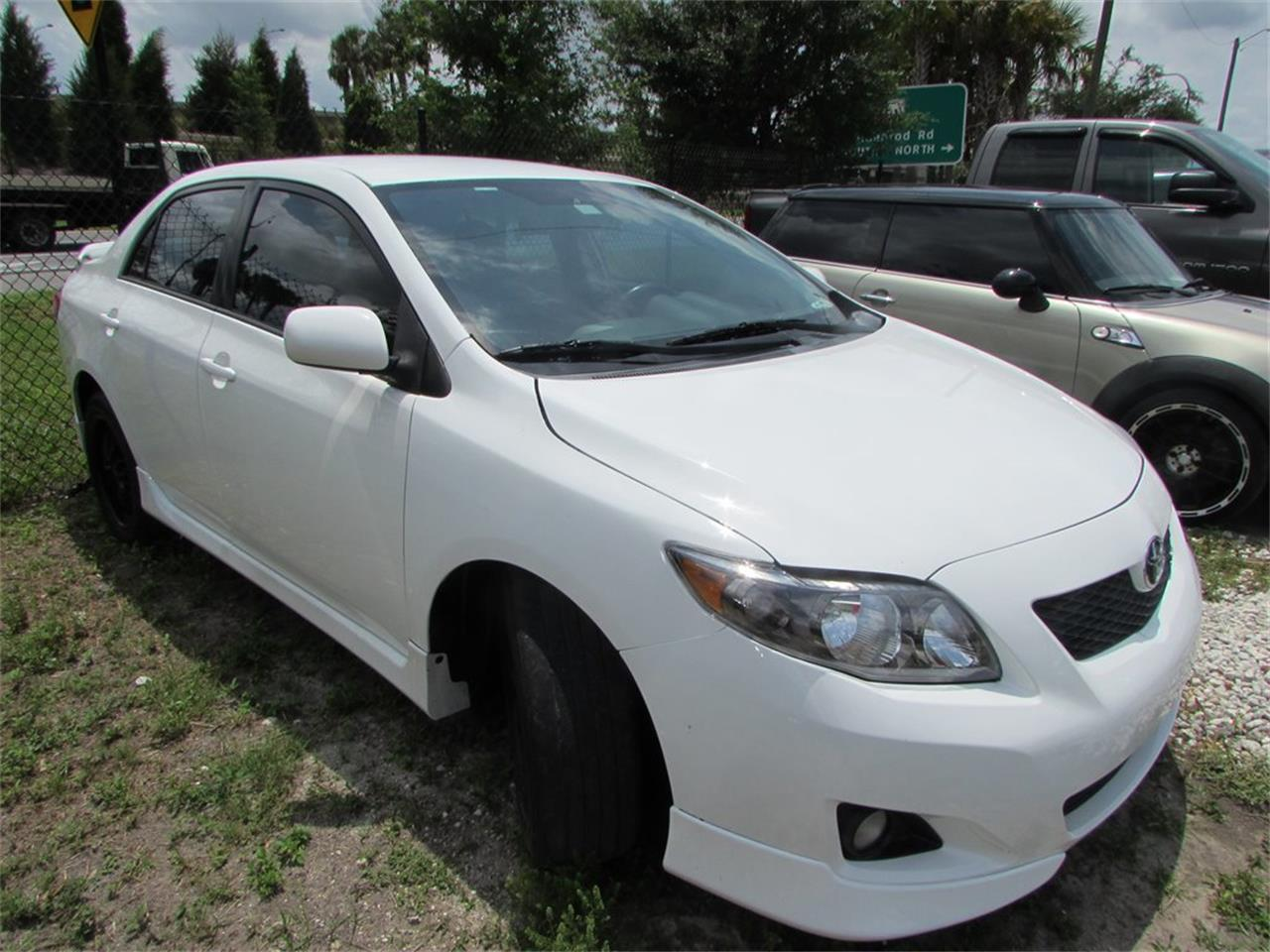 Large Picture of '09 Corolla Offered by Auto Express - Q282
