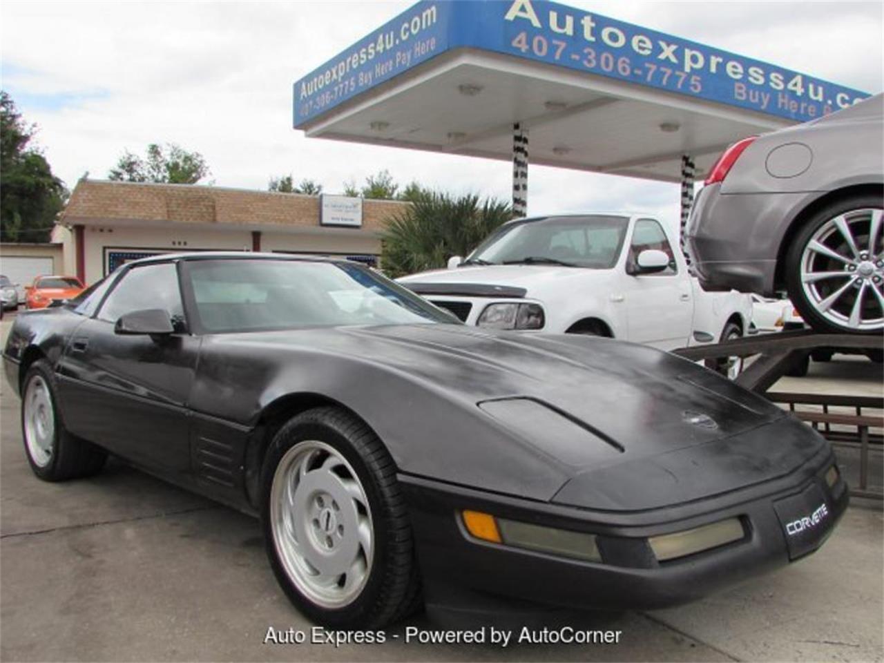 For Sale: 1991 Chevrolet Corvette in Orlando, Florida