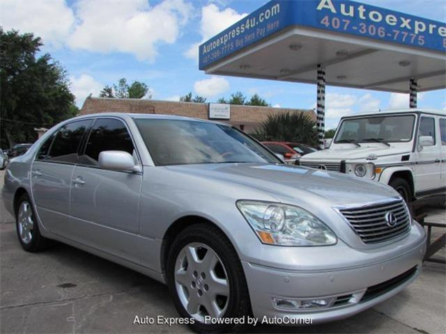 Picture of 2004 Lexus LS430 - $7,999.00 - Q28J
