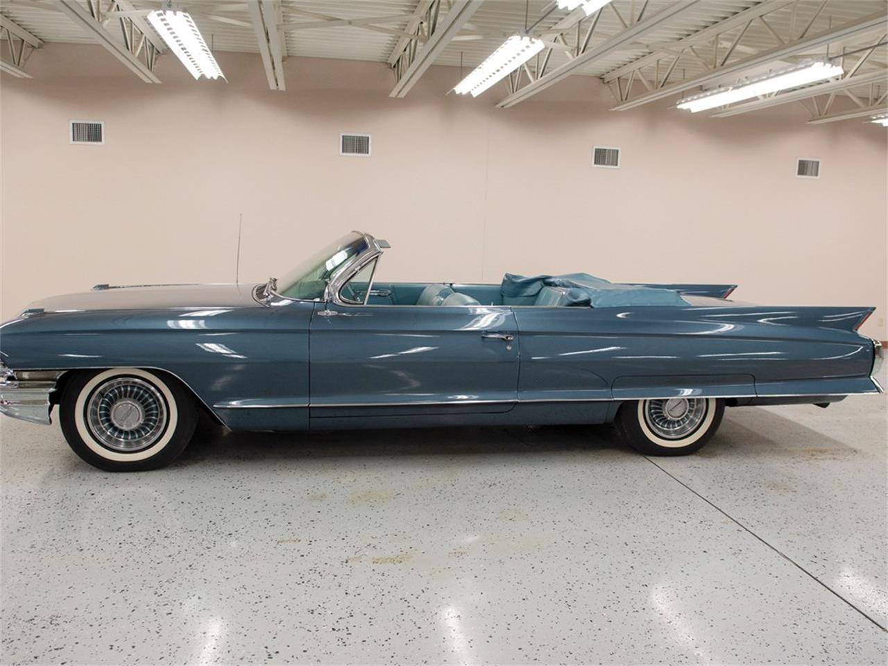 Large Picture of '62 Series 62 Auction Vehicle - PY3O