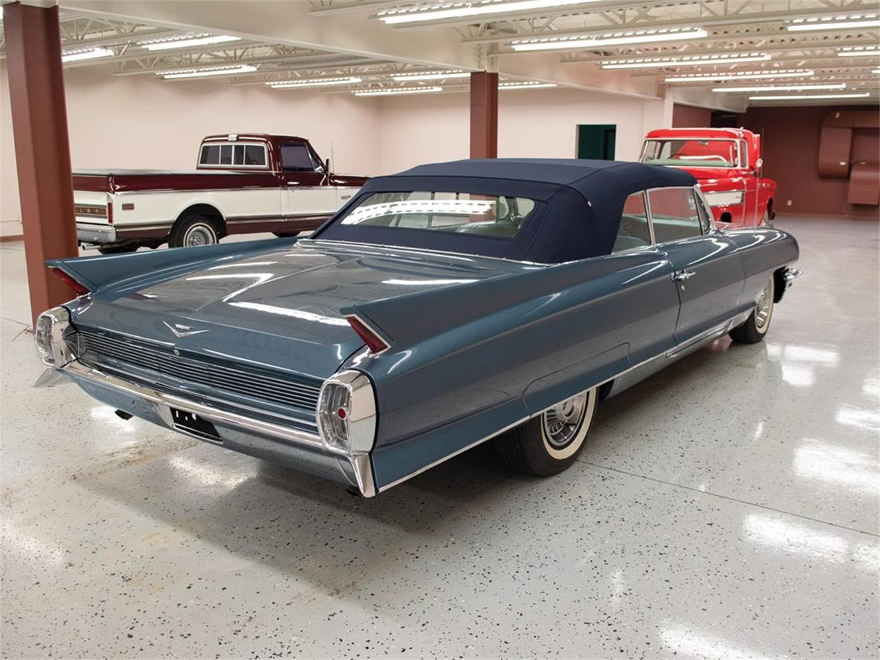 Large Picture of 1962 Cadillac Series 62 Offered by RM Sotheby's - PY3O