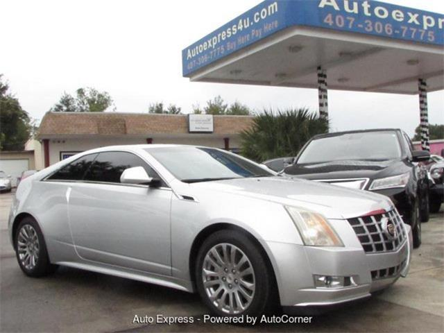 Picture of '12 CTS located in Florida - Q28Q