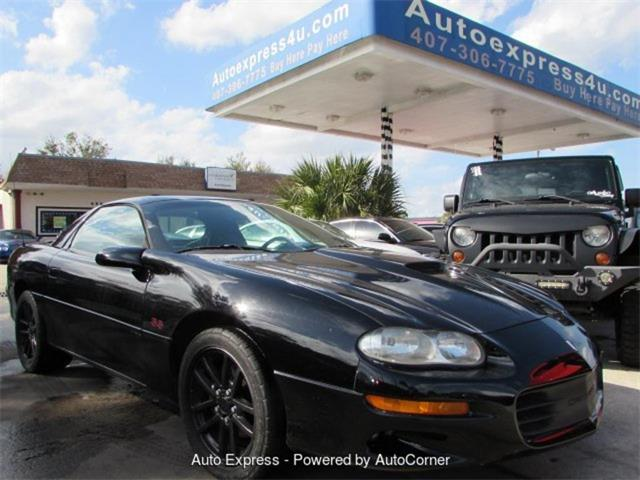 Picture of 2002 Camaro located in Orlando Florida - $12,999.00 Offered by  - Q28R