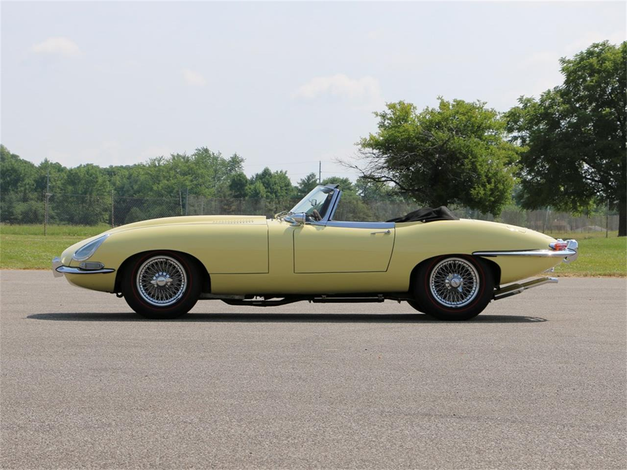 Large Picture of 1967 E-Type located in Indiana Auction Vehicle - PY3P