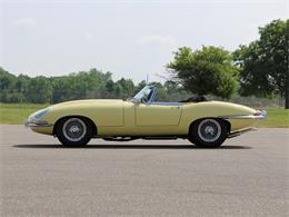 Picture of Classic 1967 Jaguar E-Type Auction Vehicle - PY3P
