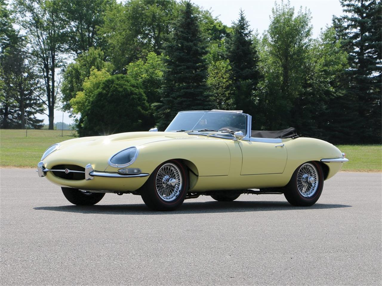 Large Picture of 1967 Jaguar E-Type Offered by RM Sotheby's - PY3P