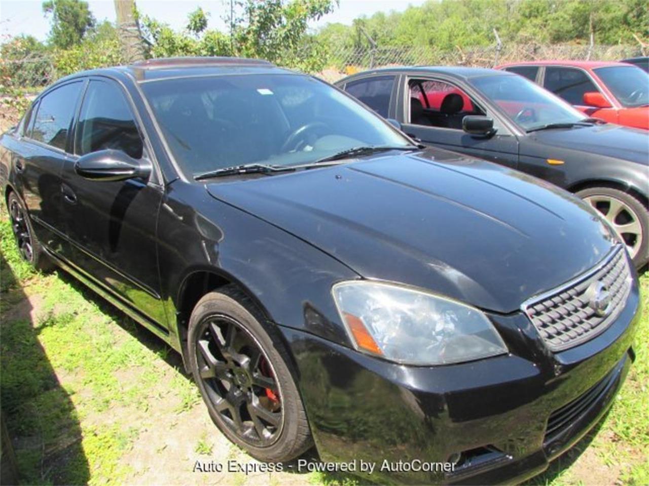 2006 Nissan Altima For Sale >> 2006 Nissan Altima For Sale Classiccars Com Cc 1215976