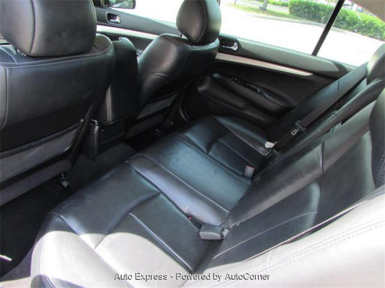 Large Picture of 2008 Infiniti G35 - Q29A