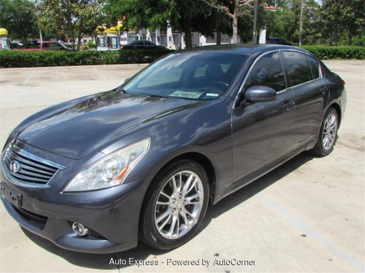 Large Picture of '08 Infiniti G35 located in Orlando Florida - $8,999.00 Offered by Auto Express - Q29A