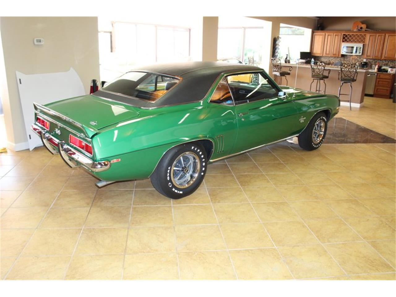 Large Picture of '69 Camaro - PXNA