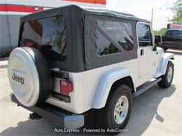 Picture of '05 Wrangler - Q29S