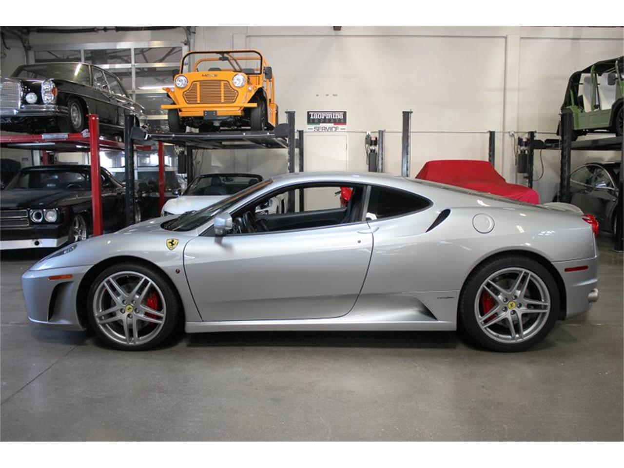 Large Picture of '05 F430 - PY3T