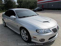 Picture of 2005 GTO located in Orlando Florida Offered by Auto Express - Q2A5