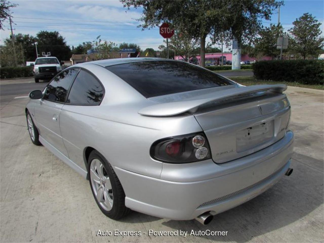Large Picture of 2005 GTO located in Orlando Florida - $13,999.00 Offered by Auto Express - Q2A5