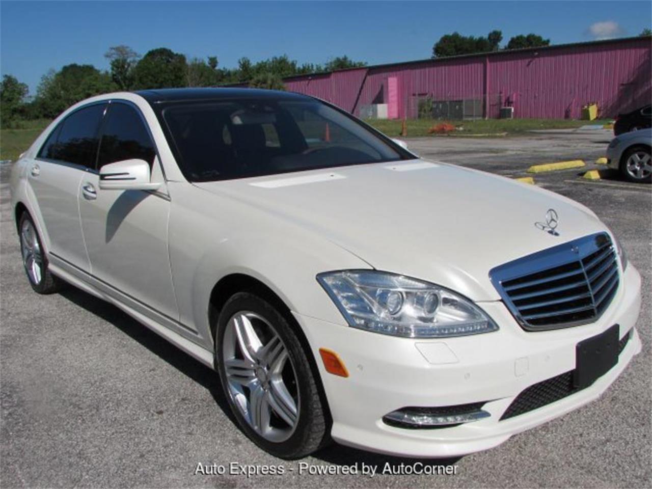 For Sale 2013 Mercedes Benz S Class In Orlando Florida
