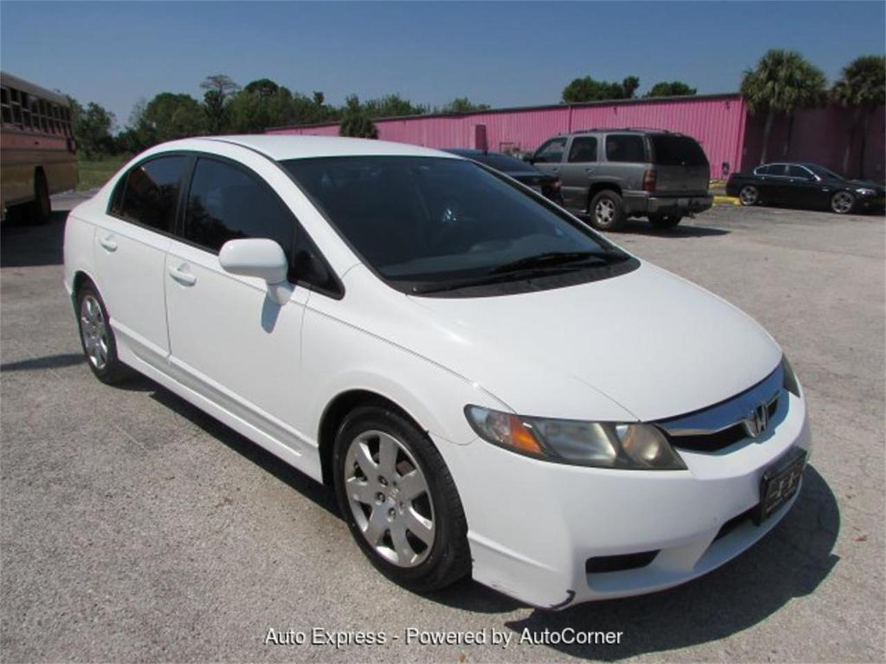 Large Picture of 2010 Civic - Q2AK