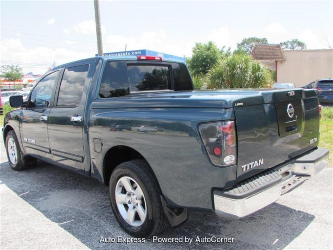 Large Picture of 2006 Nissan Titan located in Florida Offered by Auto Express - Q2AL