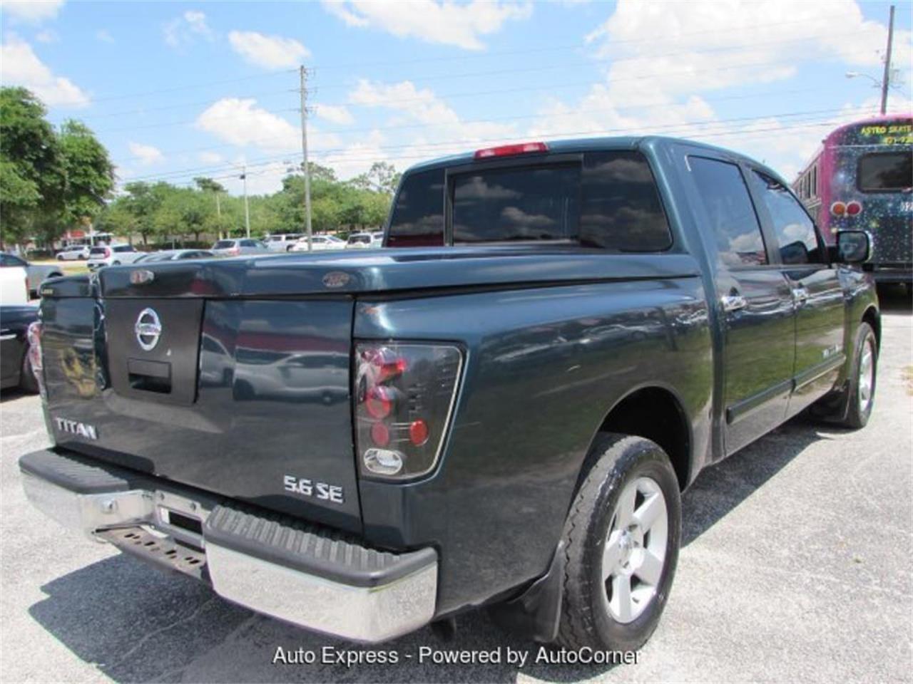 Large Picture of 2006 Nissan Titan - Q2AL