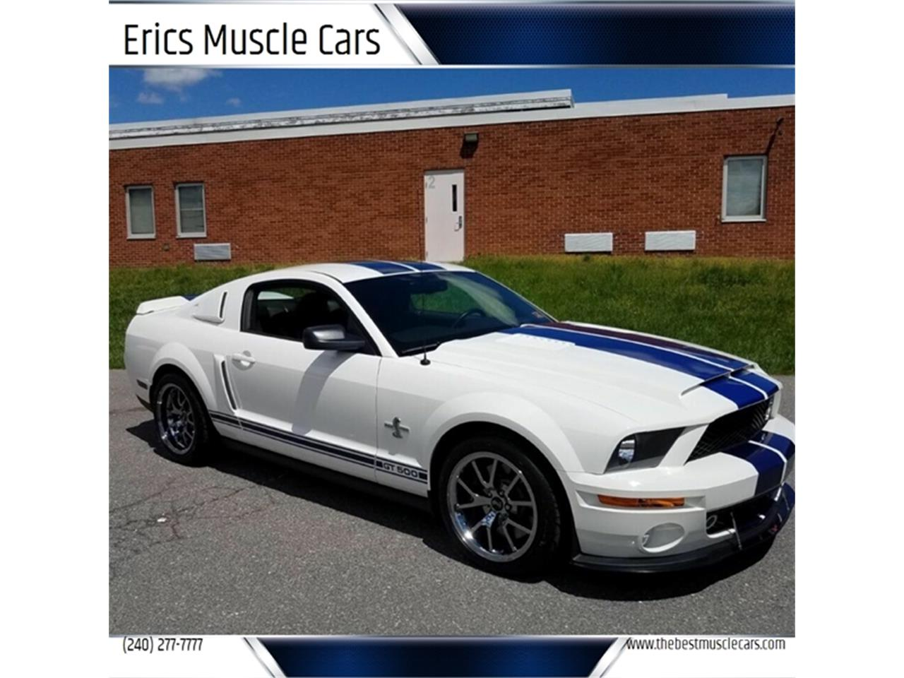 Large Picture of '07 GT500 - PY3W