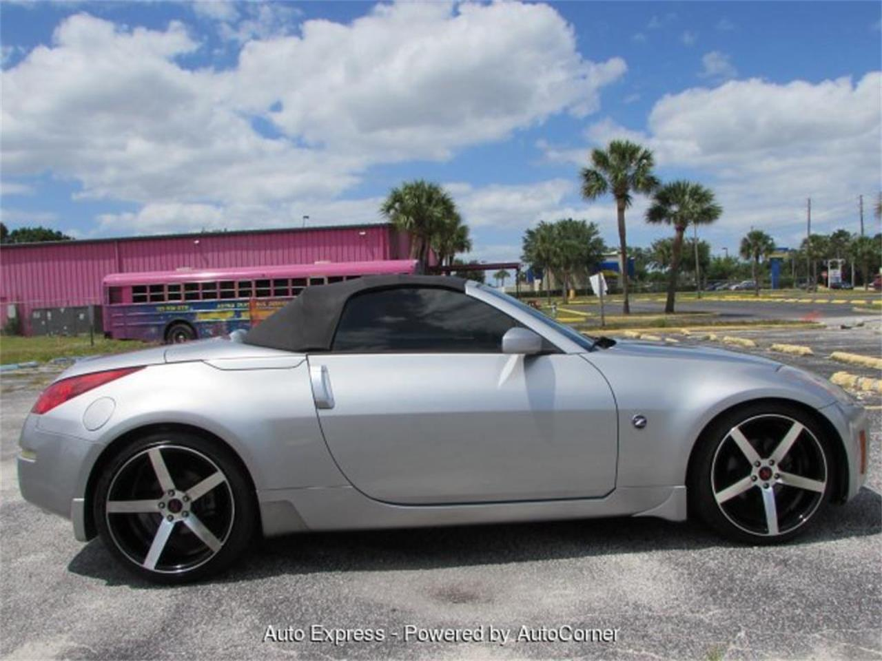 Large Picture of 2005 Nissan 350Z located in Florida - $9,999.00 Offered by Auto Express - Q2AX