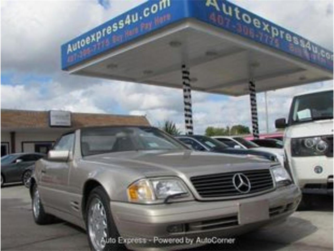 Large Picture of 1997 SL-Class - $7,500.00 - Q2BK
