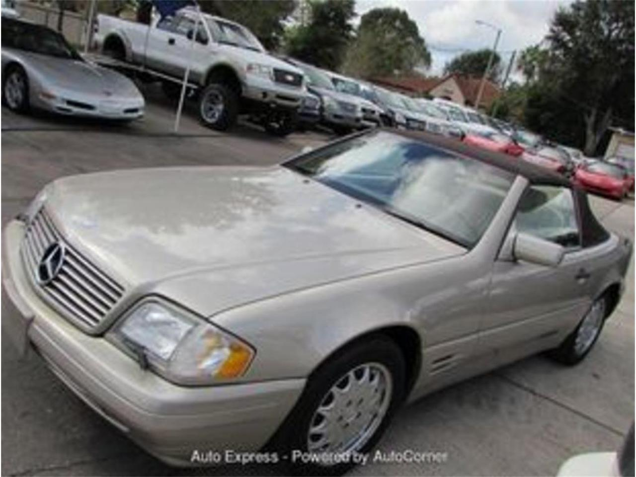Large Picture of '97 SL-Class Offered by Auto Express - Q2BK