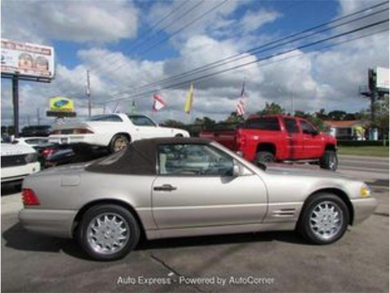 Large Picture of '97 SL-Class located in Orlando Florida - $7,500.00 Offered by Auto Express - Q2BK