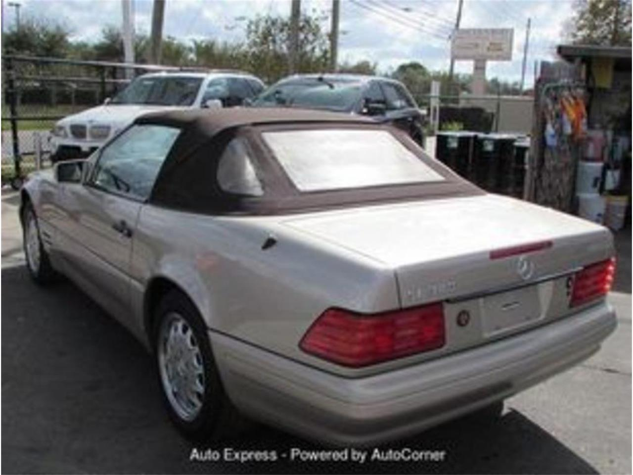 Large Picture of '97 SL-Class - $7,500.00 - Q2BK