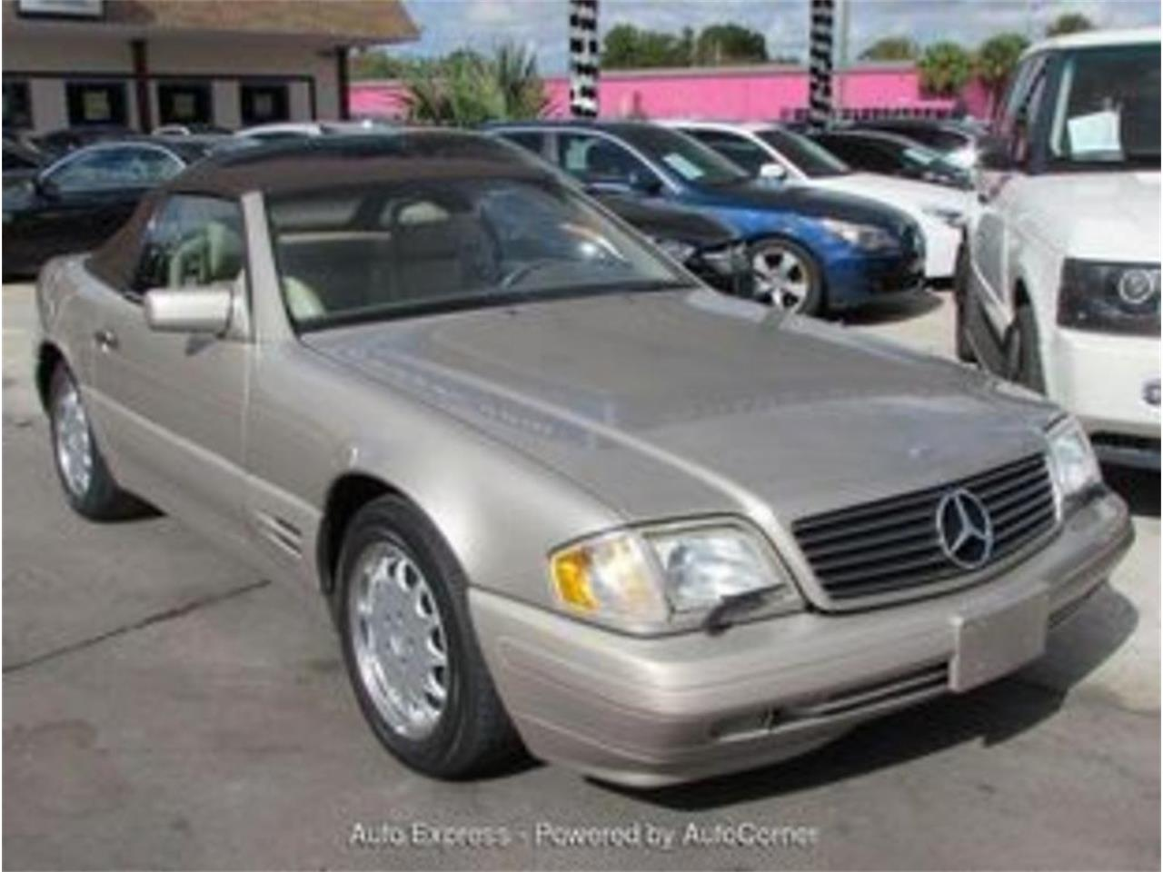 Large Picture of 1997 Mercedes-Benz SL-Class - $7,500.00 Offered by Auto Express - Q2BK