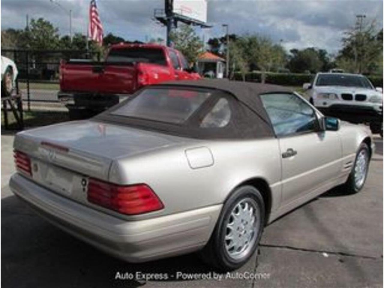 Large Picture of '97 Mercedes-Benz SL-Class - Q2BK