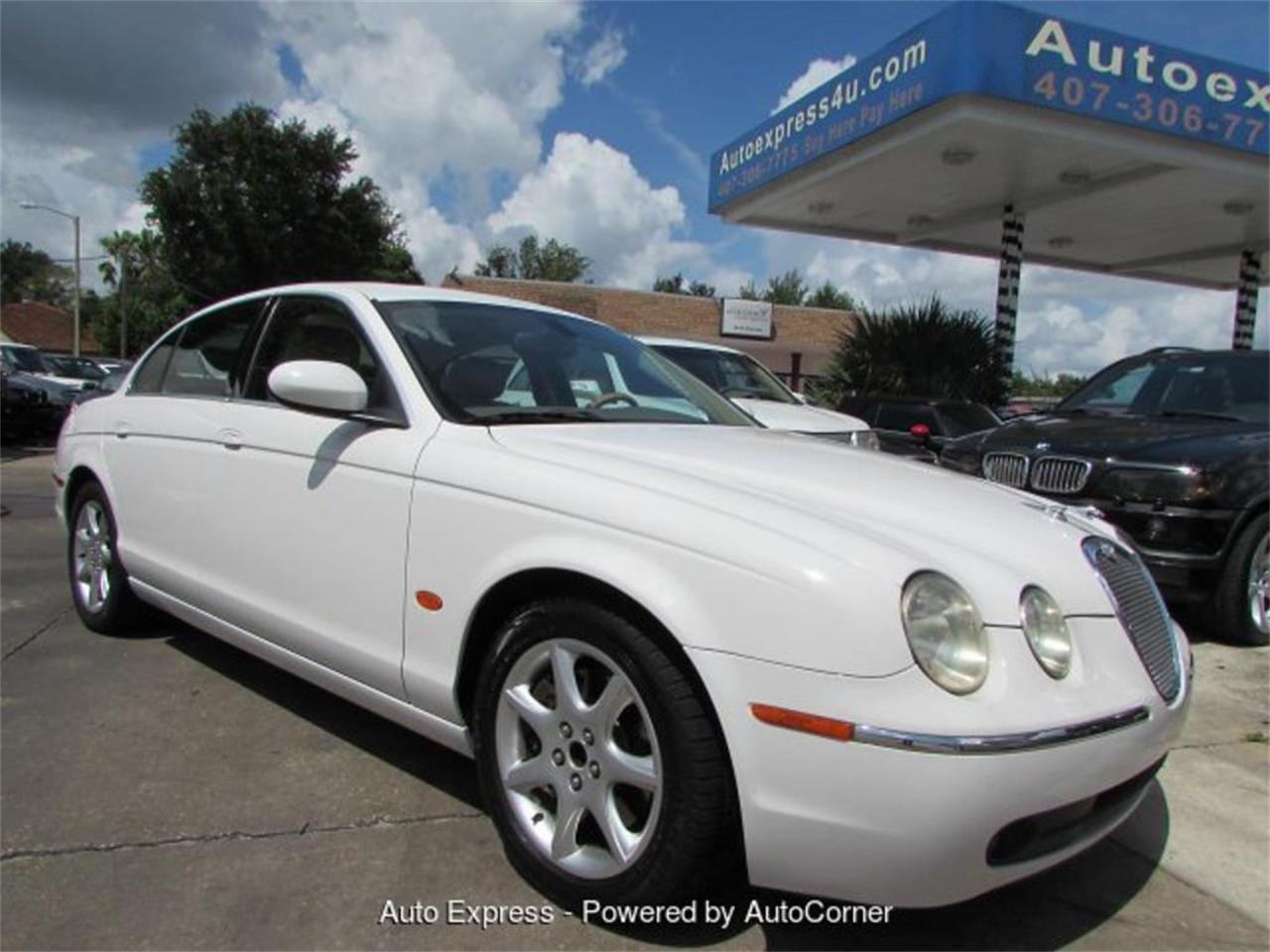 2006 Jaguar S-Type for Sale | ClassicCars.com | CC-1216076