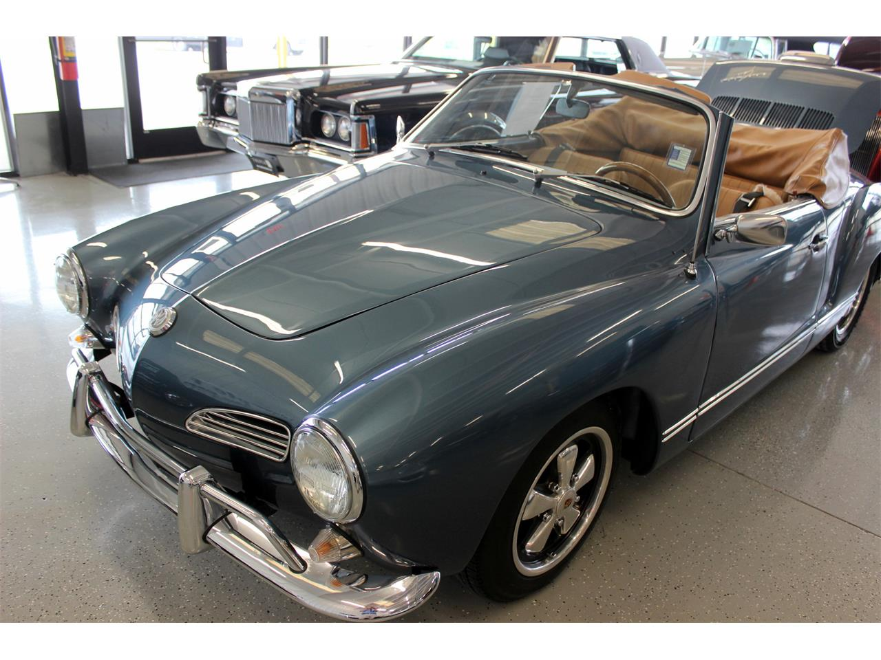 1a77efe4464854 1968 Volkswagen Karmann Ghia for Sale | ClassicCars.com | CC-1216089