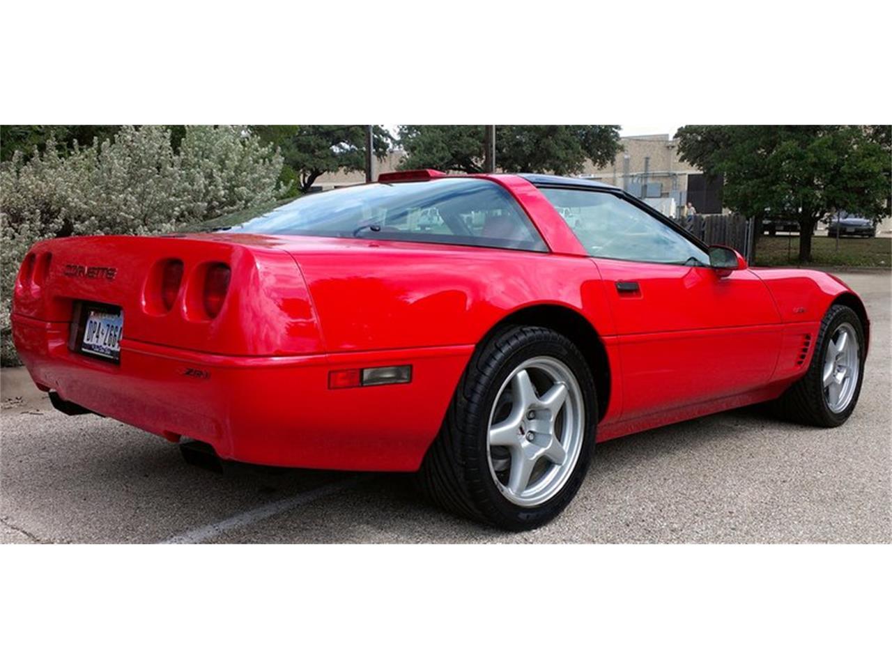 Large Picture of '95 Corvette - Q2CD