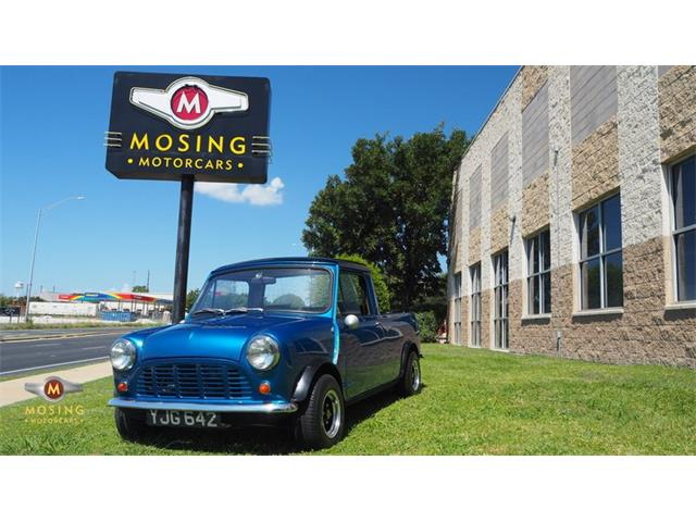 Picture of Classic 1962 Austin Mini located in Texas Offered by  - Q2CK